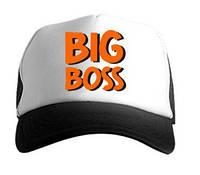 Кепка Биг Босс,бейсболка Big Boss