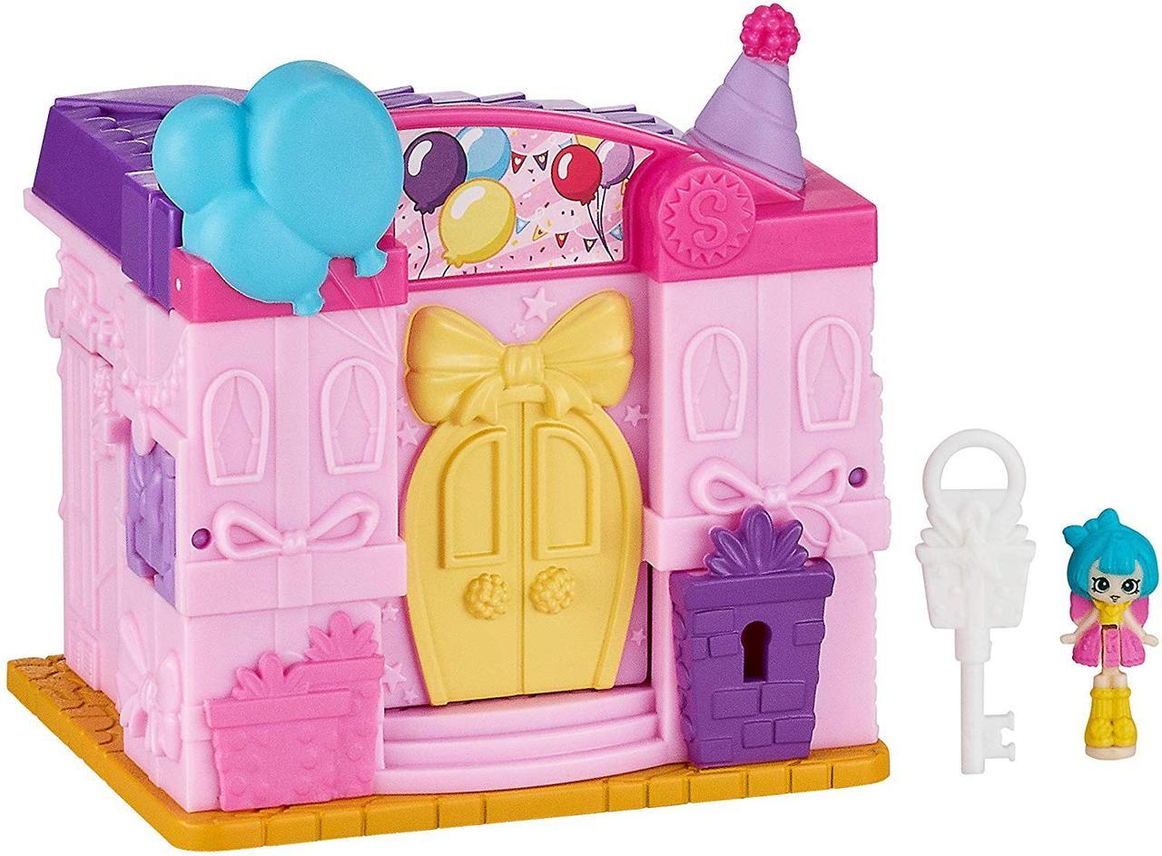 Shopkins Секретний будиночок Секрети Лілі - ігри та розваги Shopkins Lil Secrets Game On Arcade