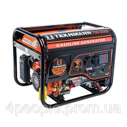 Генератор бензиновый Tekhmann TGG-32 ЕS, фото 2