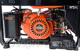 Генератор бензиновый Tekhmann TGG-I38 ES, фото 2