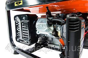 Генератор бензиновый Tekhmann TGG-I38 ES, фото 3