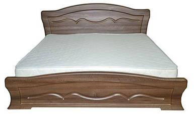 Кровать полуторная Виолетта