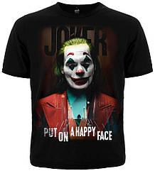 Футболка Joker (Хоакин Феникс) Urbanist, Размер S