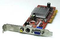 Видеокарта Asus ATI Radeon 9200 SE A9200SE/T/P/128M/A AGP