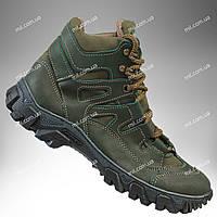 ⭐⭐Тактическая обувь демисезонная / военные, армейские ботинки Tactic HARD3 (olive) | военная обувь, военные ботинки, военные боты, військове взуття,