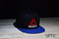Снепбек стильный рибок,Reebok Crossfit Snapback Cap
