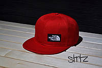 Модная рэперская кепка The North Face Snapback Cap