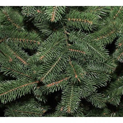 Декор Литая Елка Новогодняя Рождественская Ель Из Литой Искусственной Хвои 50х40см  (ProFit55L), фото 2