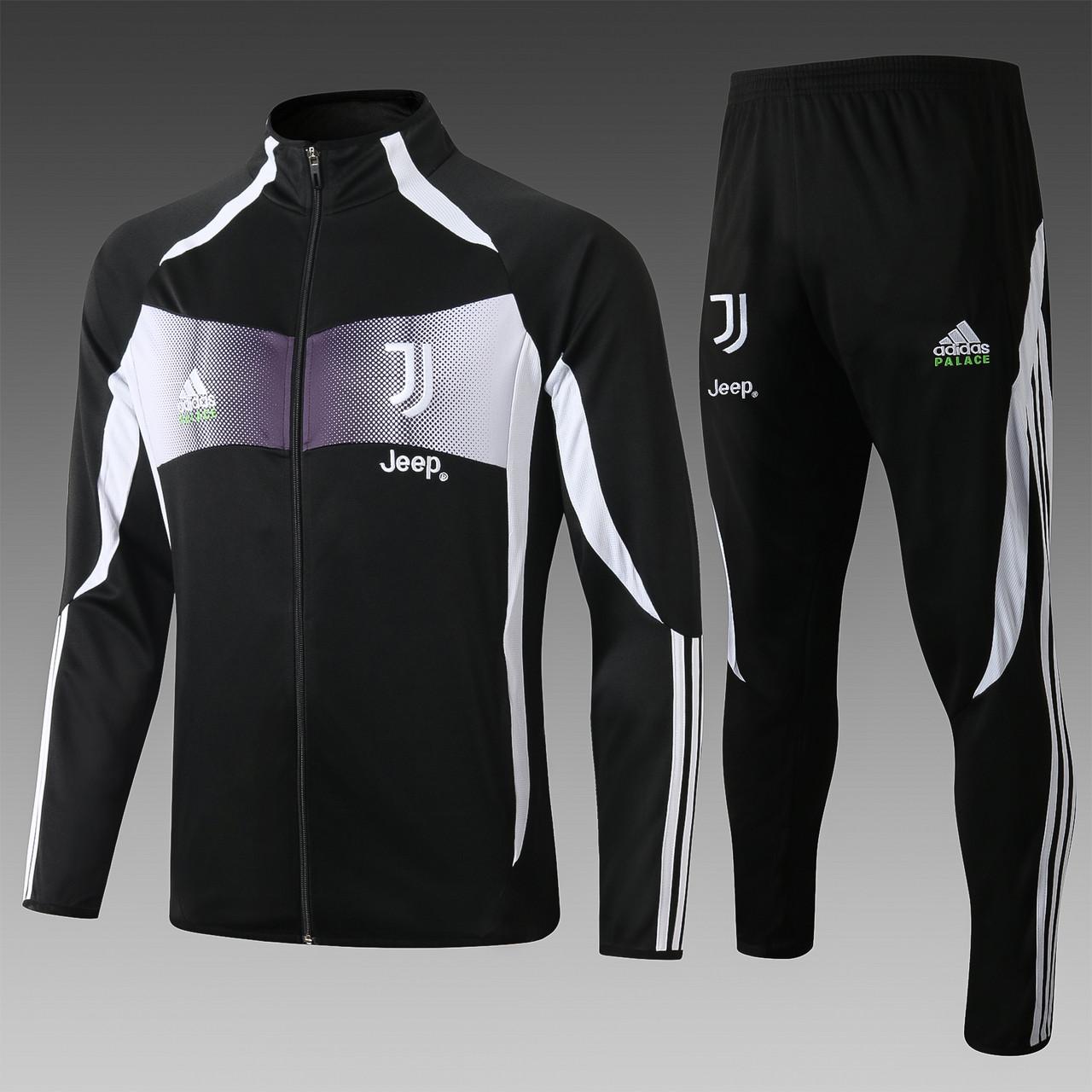 Мужской спортивный тренировочный костюм Ювентус Juventus 2019-20