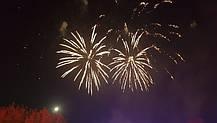 """Салют """"Новорічна ніч"""" на 12 выстрелов СУ 25-12, фото 2"""
