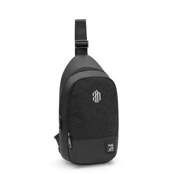 Городская сумка-рюкзак Arctic Hunter XB00065 с одной лямкой через плечо из водоотталкивающей ткани, 6л