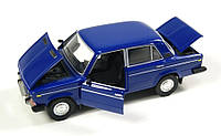 Машина металлическая Автопром ВАЗ-2106