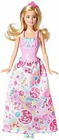 Кукла Барби Сказочное перевоплощение Barbie Dreamtopia Fairytale Dress Up Doll Mattel (DHC39)