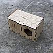 Коробка из фанеры (с гравировкой), фото 4
