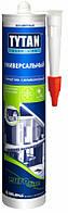 Герметик силиконовый универсальный Tytan Euro Line 310 мл (белый)