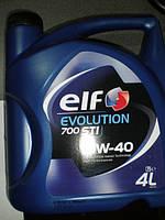 Напівсинтетичне мастило автомобільне масло 10W-40 Evolution 700