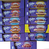 Шоколад Milka в асортименті, 300 г
