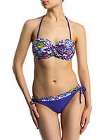 Синий раздельный купальник - бандо Marc & Andre Bikini L1510-952