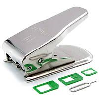 Инструмент обрезка сим карт Baku BK-7299 ножницы micro/nano Sim