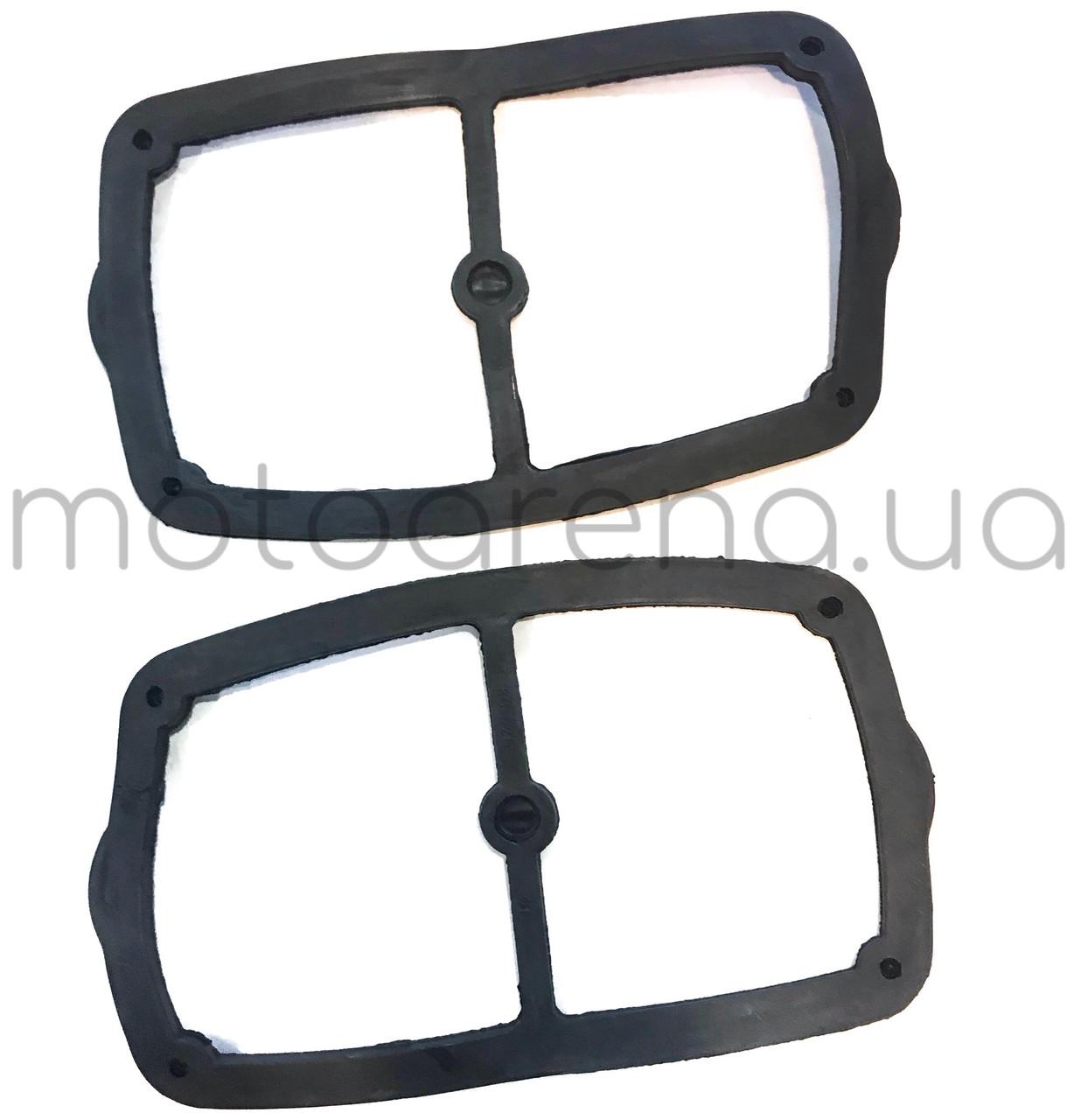 Прокладки крышки клапанов МТ-Днепр(чёрные )
