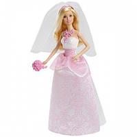 Кукла Barbie «Невеста» 29 см Mattel DHC35