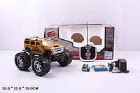 Радиоуправляемый Джип PLAY SMART 9009 Ганнибал | Машина на пульте управления | Желтый