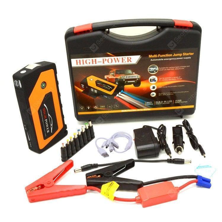 Пуско-зарядное устройство для автомобиля Jump Starter JX28 69800mAh