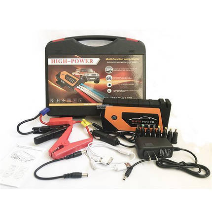 Пуско-зарядное устройство для автомобиля Jump Starter JX28 69800mAh, фото 2