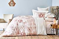 Постельное белье евро Alita ранфорс Karaca Home