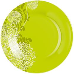 Тарілка обідня Luminarc PIUME GREEN 250 мм