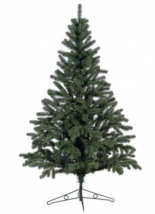 Декор Литая Елка Новогодняя Рождественская Ель Из Литой Искусственной Хвои 180х110см Combi (ProFit59C), фото 2
