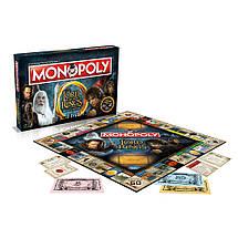 Настольная игра Monopoly The Lord of the Rings (Монополия: Властелин колец), фото 3