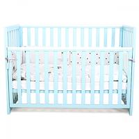Ліжко Верес Соня ЛД13 без шухляди (цвет:тифани) съемные спицы