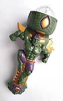 Музыкальный микрофон проектор Супергерои Marvel Халк, фото 1