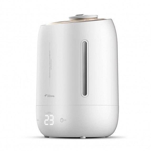Deerma DEM-F600 5л, от Xiaomi, Увлажнитель воздуха, Ультразвуковий зволожувач повітря