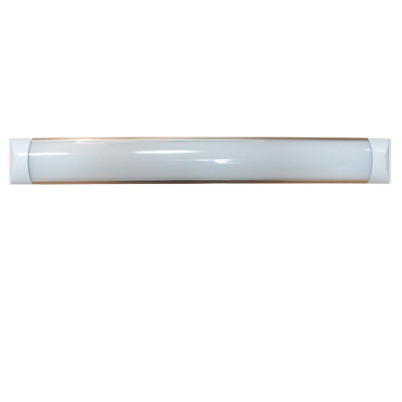 ДПО-600 18Вт 1400Лм 5000К/ 6500К линейный накладной светодиодный светильник IP20