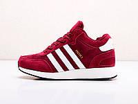 Мужские зимние кроссовки Adidas Iniki Runner Red