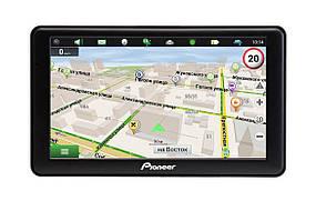 GPS навигатор Pioneer X75 с картами Европы