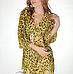 Ora туника плажная, леопардовый принт, фото 2