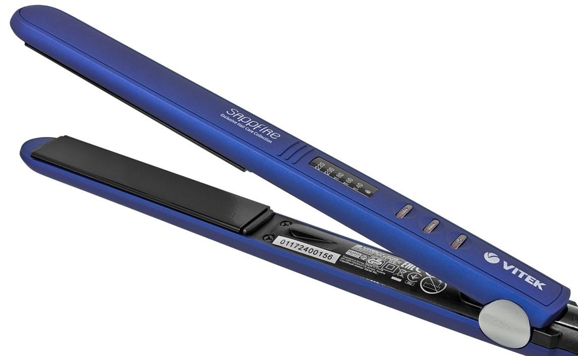 Щипці для волосся VITEK VT-2315 Blue