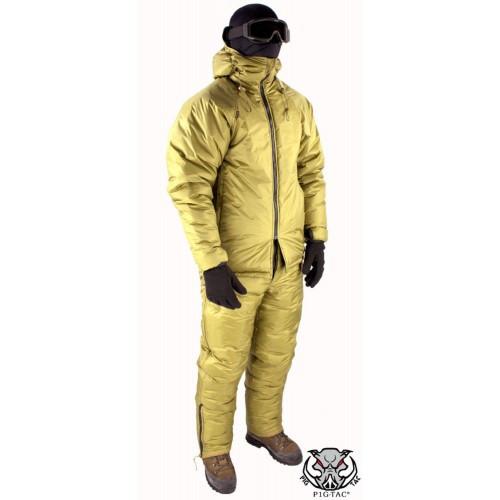 """Костюм для экстремально холодной погоды """"Sleeka Walrus"""" ECWS (Extreme Cold Weather Suit), [1270] Olive Drab"""