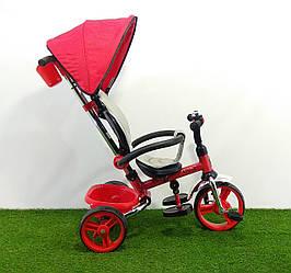 Детский трехколесный велосипед Azimut T-300