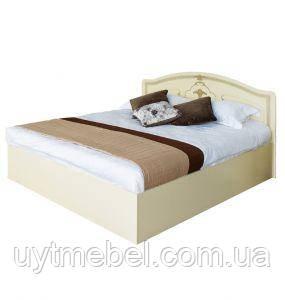 Кровать Стелла беж (Эмбавуд)