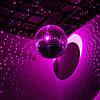 AC110V / AC220V 1.5 RPM / 3 об / мин Вращающийся зеркальный шар 5505094 Отражательная дискотека для рождественского света - 1TopShop, фото 4