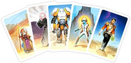 Настольная игра Восход 5: Руны Астероса, фото 2