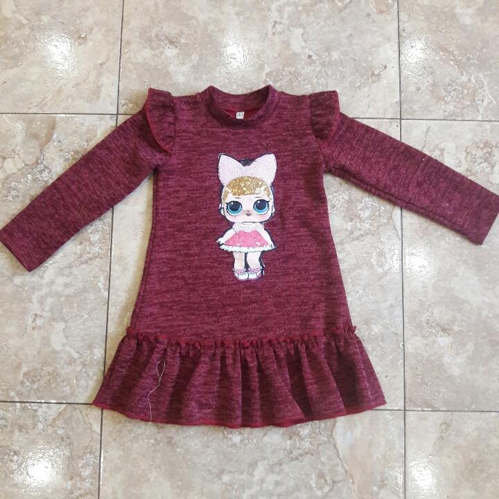 Сукня для маленької дівчинки.