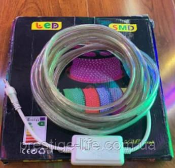 Лента светодиодная, треугольная лента, шесть цветов, 18 метров,в штучной упаковке (RGB)