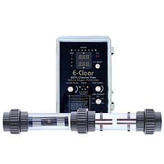 Система обеззараживания E-Clear до 150 м3 (MKX/CFSI-150) Гидролиз + ионизация Cu/Ag