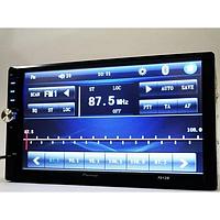 Автомагнитола 7012B 2DIN с ДЖОЙСТИКОМ,  Автомобильная магнитола, Штатная магнитола, Магнитола сенсорная