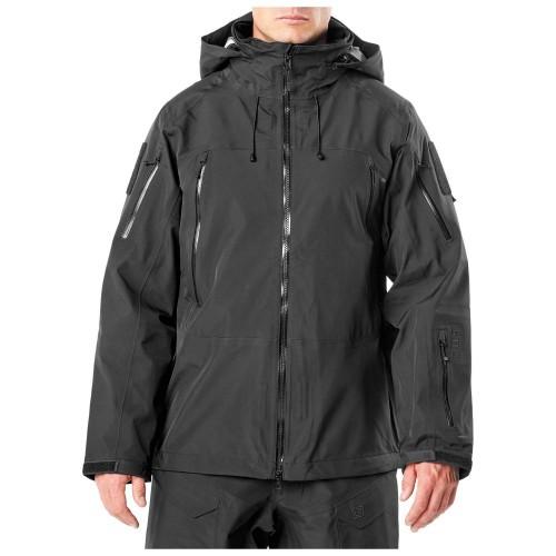 """Куртка тактическая влагозащитная """"5.11 XPRT® Waterproof Jacket"""", [019] Black"""